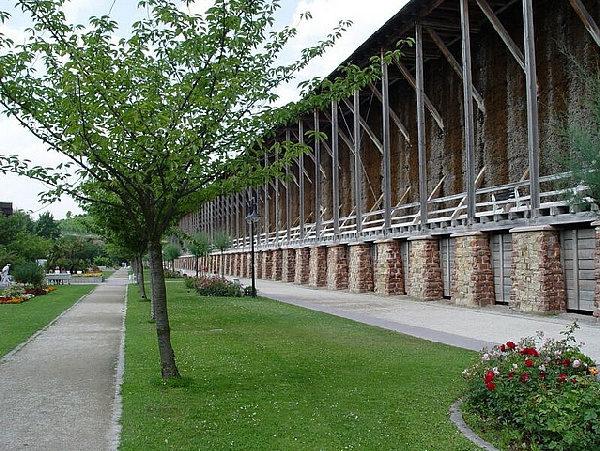 Die Saline in Bad Dürkheim (Foto: Holger Knecht)