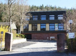 Pfalzakademie in Lambrecht (Foto: Holger Knecht)