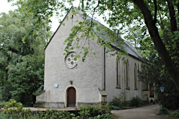 Gotische Kapelle in Speyer