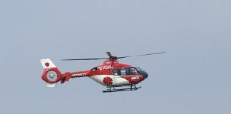 Symbolbild, Rettung, Hubschrauber