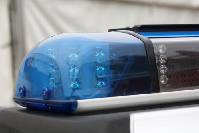 Symbolbild, Blaulicht, Polizei