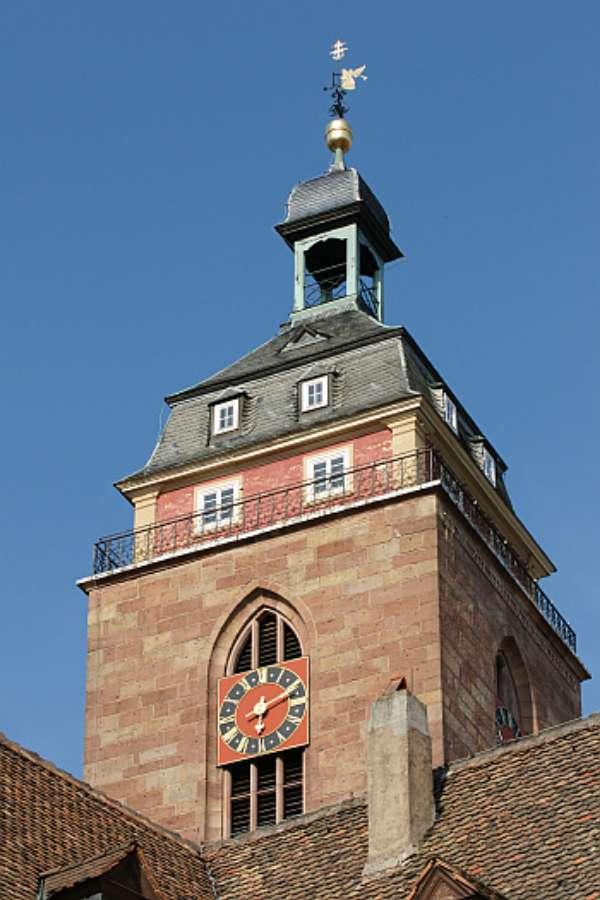 Die Neustadter Stiftskirche (Foto: Holger Knecht)