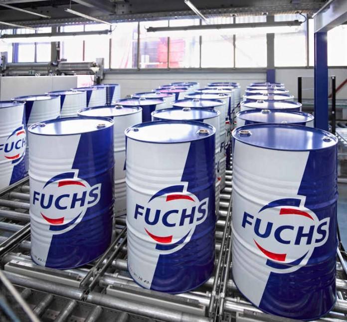 Fuchs Petrolub Ag