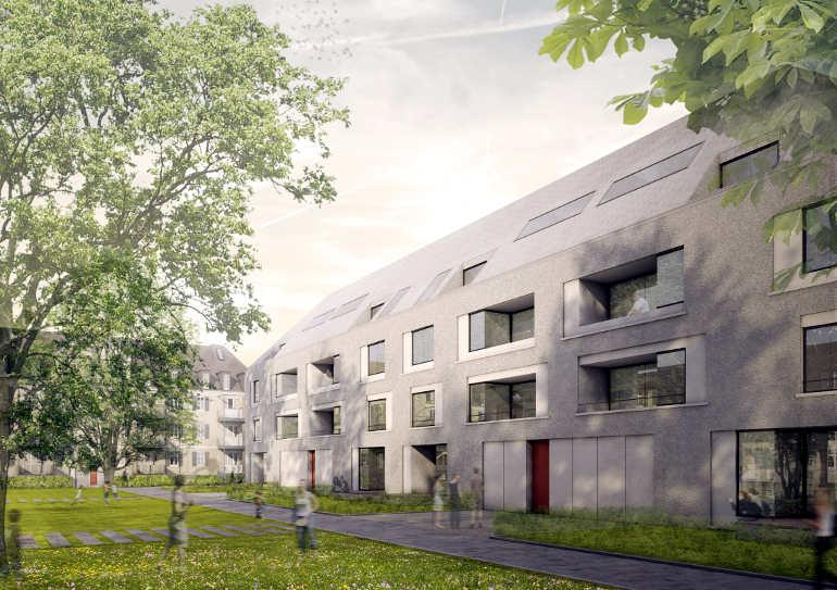 Architekten Ludwigshafen architekten stein hemmes wirtz überzeugen für den neubau in den