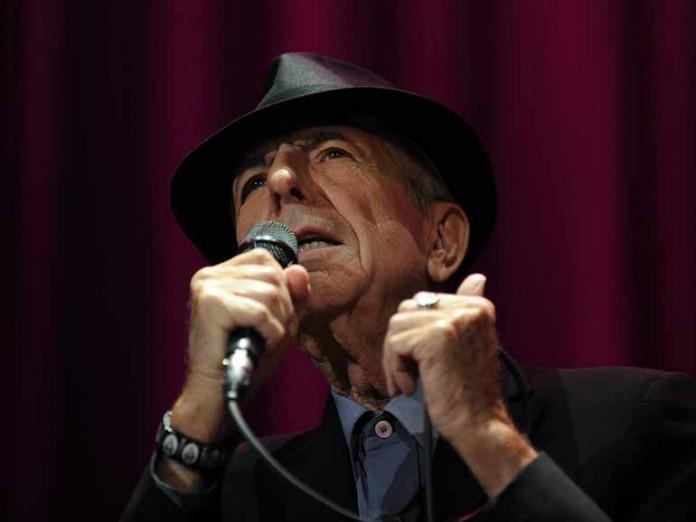 Leonard Cohen (Foto: Helmut Dell)