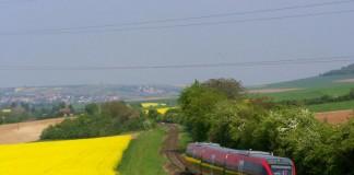 """Am 1. Mai startet wieder das Ausflugsvergnügen mit der """"Zellertalbahn"""". (Foto: Donnersberg-Touristik-Verband)"""