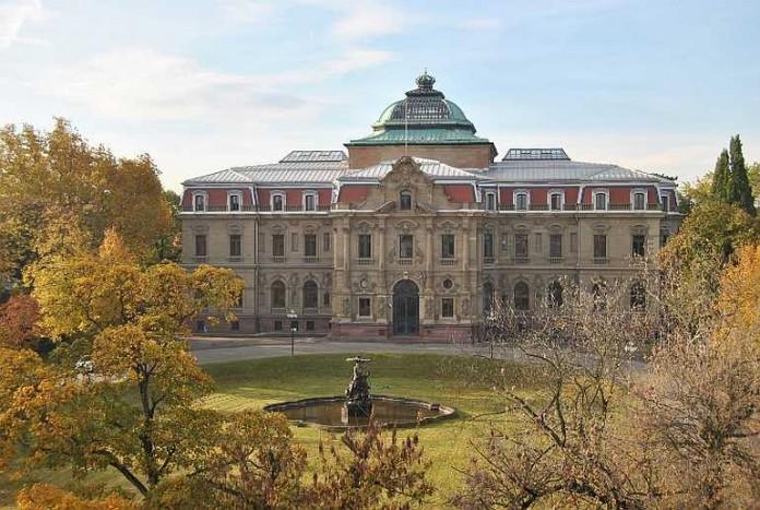 Der Bundesgerichtshof in Karlsruhe (Foto: BGH)