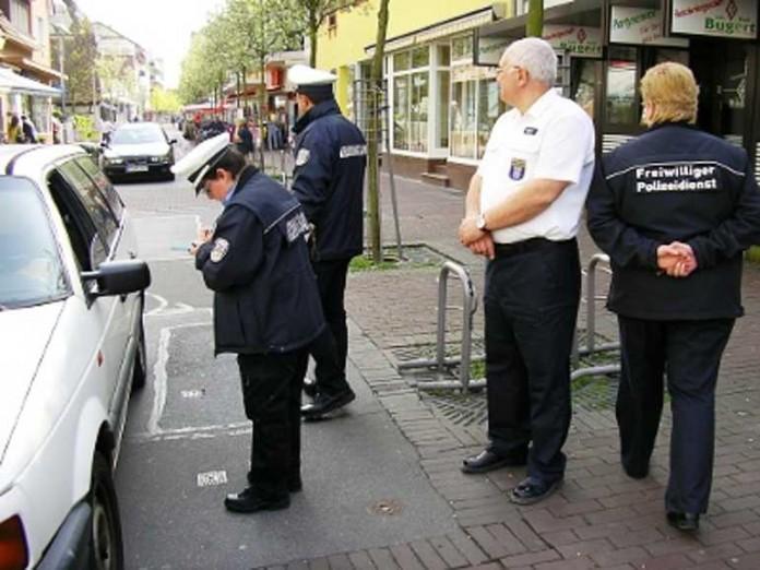 freiwilliger ehrenamtlicher polizeidienst in viernheim ist das mglich bewerbungen drfen noch bis 15 september eingereicht werden - Bewerbung Polizei Baden Wurttemberg