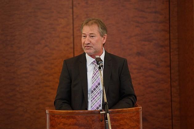 Kriminaldirektor Emil Sommer (Leiter Polizeidirektion Neustadt) (Foto: Holger Knecht)