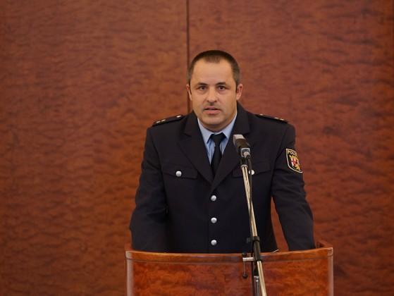 Polizeioberrat Klaus Sommer (Foto: Holger Knecht)