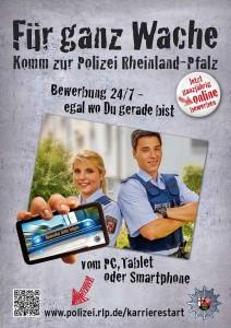 ᐅ Einstellungstest Polizei Rheinland Pfalz
