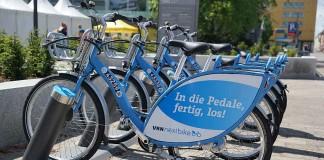 VRN Nextbike-Fahrräder (Symbolbild: Holger Knecht)