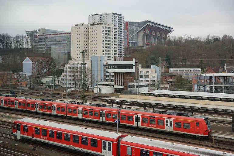 Blick auf den Betzenberg (Foto: Holger Knecht)