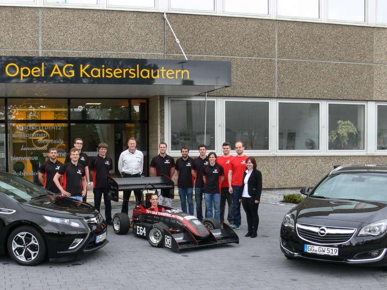 Opel Kaiserslautern News
