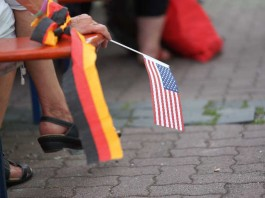 Deutsch-amerikanische Freundschaft (Foto: Holger Knecht)