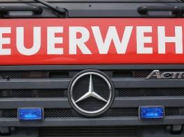 Symbolbild, Feuerwehr, Feuerwehrfahrzeug