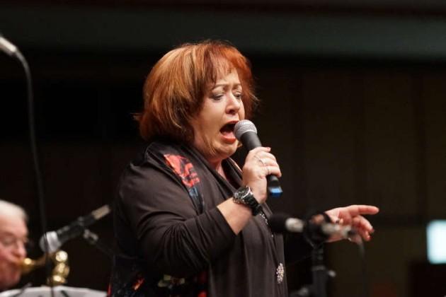 Sängerin Angelika Rothert