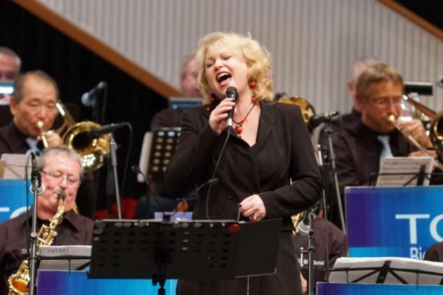 Jazzsängerin Nicole Metzger