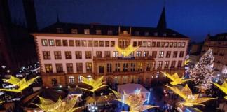 Der Wiesbadener Sternschnuppen Markt (Foto: Paul Müller)
