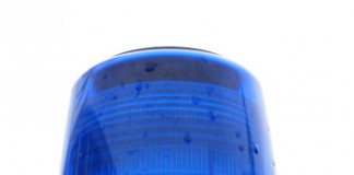 Symbolbild, Blaulicht