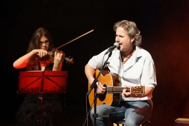 Impressionen vom Konzert (Foto: Holger Knecht)