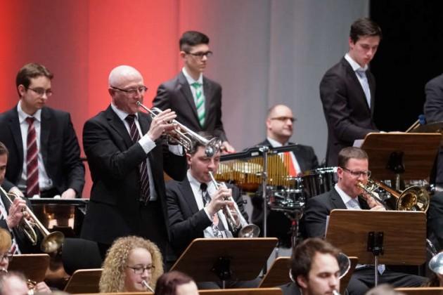 Werner Loh, Trompete (Foto: Holger Knecht)