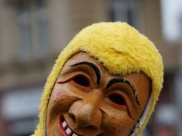 Symbolbild, Polizei, Fasching, Karneval © Holger Knecht