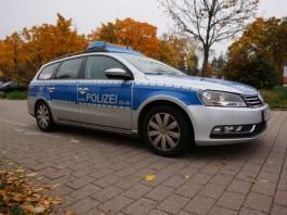 Symbolbild, RLP, Polizei, Streifenwagen © Holger Knecht