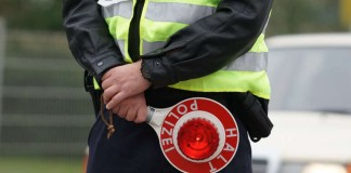 Symbolbild, Polizei, Verkehrskontrolle © Holger Knecht