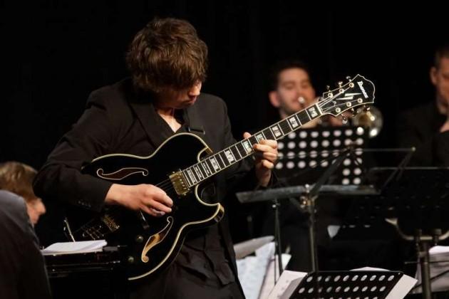 Gitarrist Sebastian Böhlen