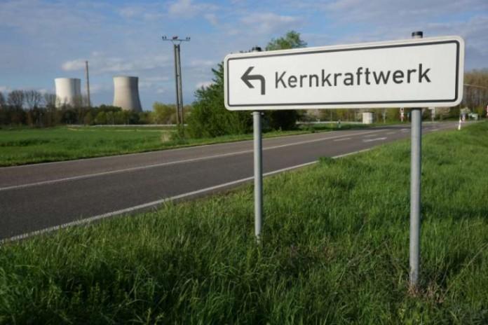 Das KKW Philippsburg (Foto: Holger Knecht)