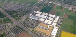 Mannheimer Maimarkt (Luftbild, Foto: Kay Sommer)