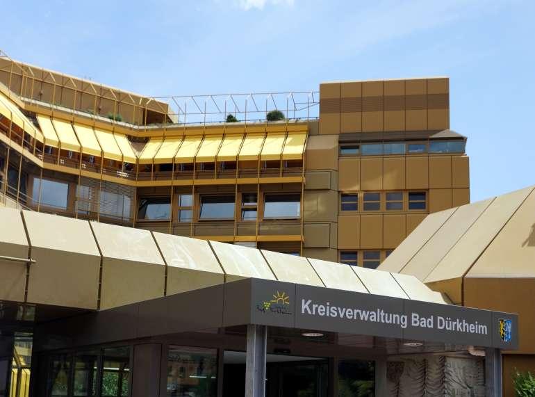 Das Kreishaus in Bad Dürkheim (Foto: Holger Knecht)