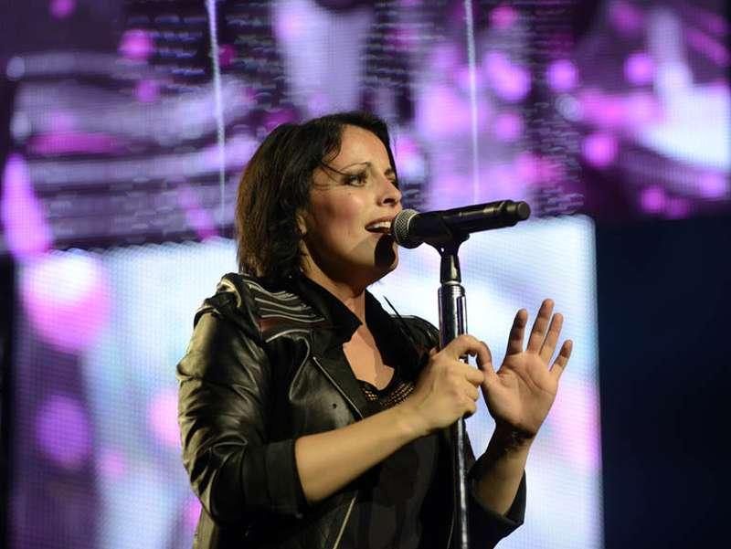 Sängerin Stefanie Kloß