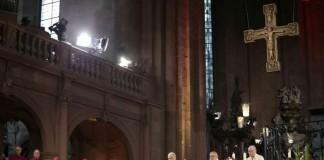 Im Mainzer Dom wird Karl Kardinal Lehmann am Pfingstmontag verabschiedet