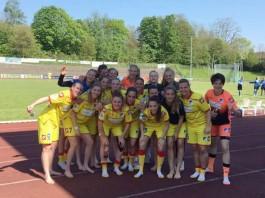 Die TSG II wird Meister der 2. Bundesliga Süd
