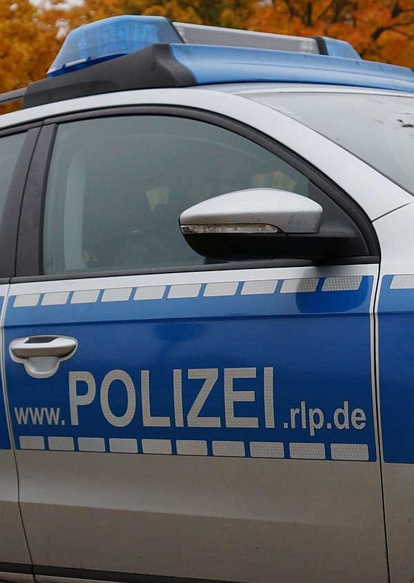 Symbolbild, Polizei, RLP, Auto © Holger Knecht