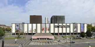 Das Nationaltheater Mannheim (Foto: Christian Kleiner)