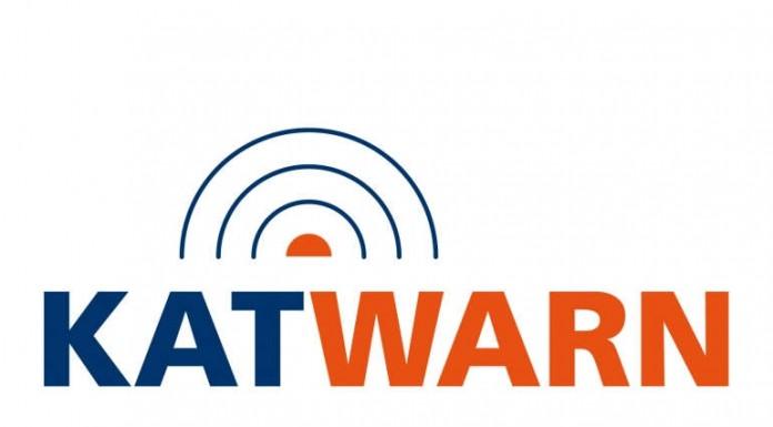 Logo Katwarn (Foto: Fraunhofer-Institut für Offene Kommunikationssysteme FOKUS)