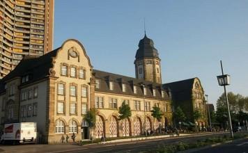 Alte Feuerwache Mannheim (Foto: Holger Knecht)