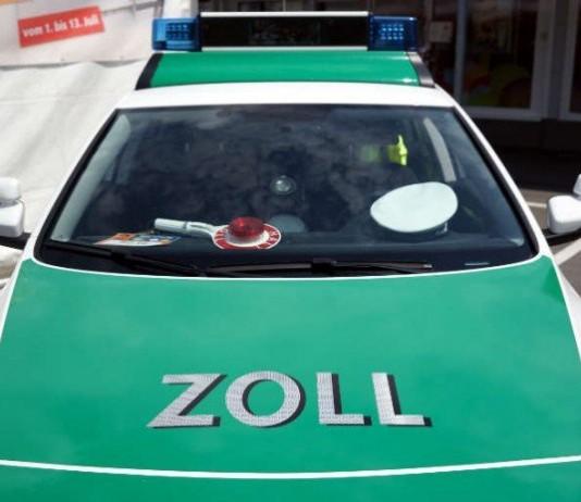 Symbolbild Zoll (Foto: Holger Knecht)