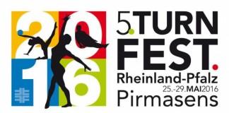 Logo Turnfest 2016 (Foto: Turnfest Rheinland-Pfalz 2016, Pirmasens e.V.)