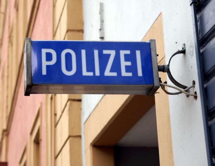 Symbolbild Polizeischild