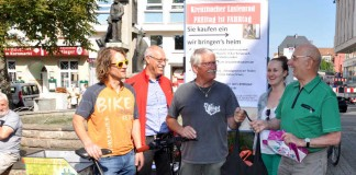 Iniative Lastenrad, Bad Kreuznach