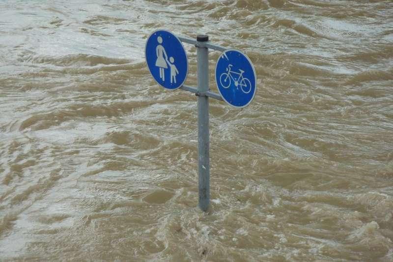 Symbolbild Hochwasser (Foto: Pixabay)