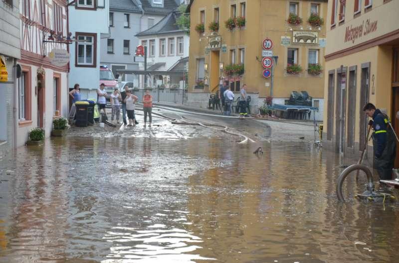 Stromberg Katastrophenalarm
