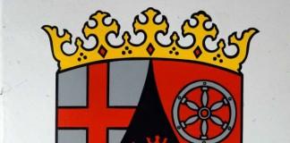 Kreisverwaltung Symbolbild Schild