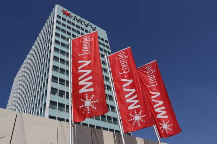 Zentraler Firmensitz von MVV Energie (Foto: MVV-Pressebild)