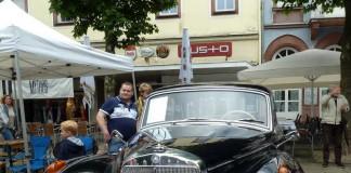 Mercedes Benz - Adenauer Bj. 1959