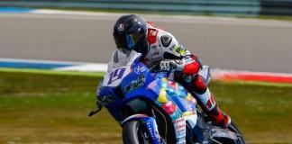 Kevin Wahr (Honda) aus Nagold hofft auf ein gutes Ergebnis in Misano (Foto: FW-Fotografie Felix Wiessmann)